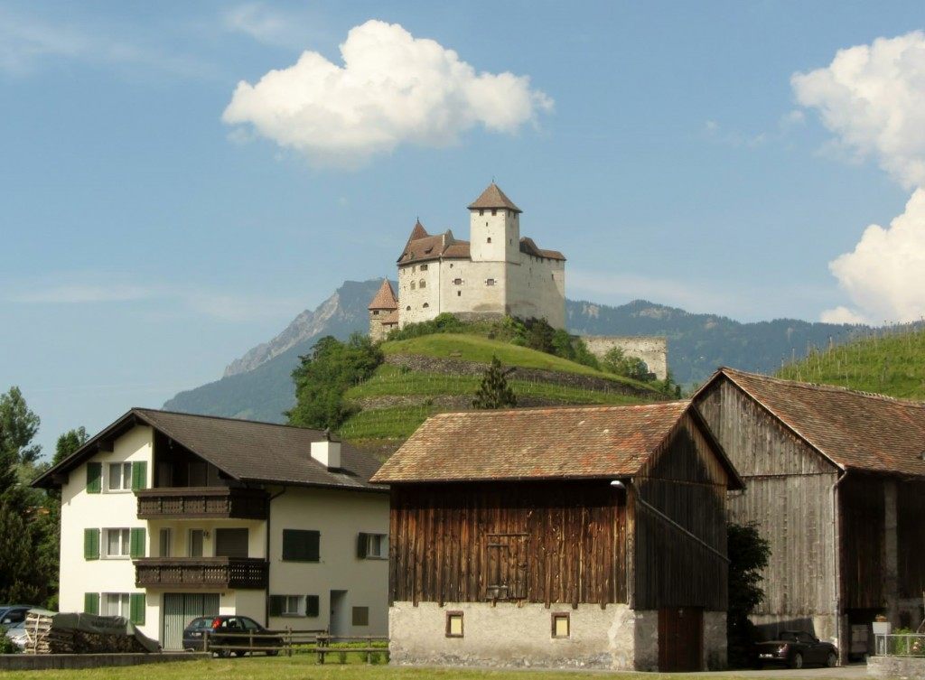 Royal Palace Vaduz