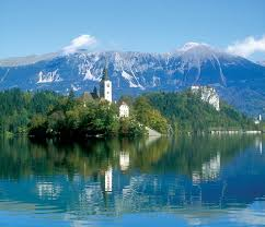 Lake Bled  Slovenia - Student style