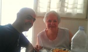 Alessandro and Mamma