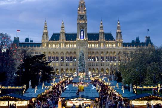 Vienna Christmas Markets & More - Irish Nomad