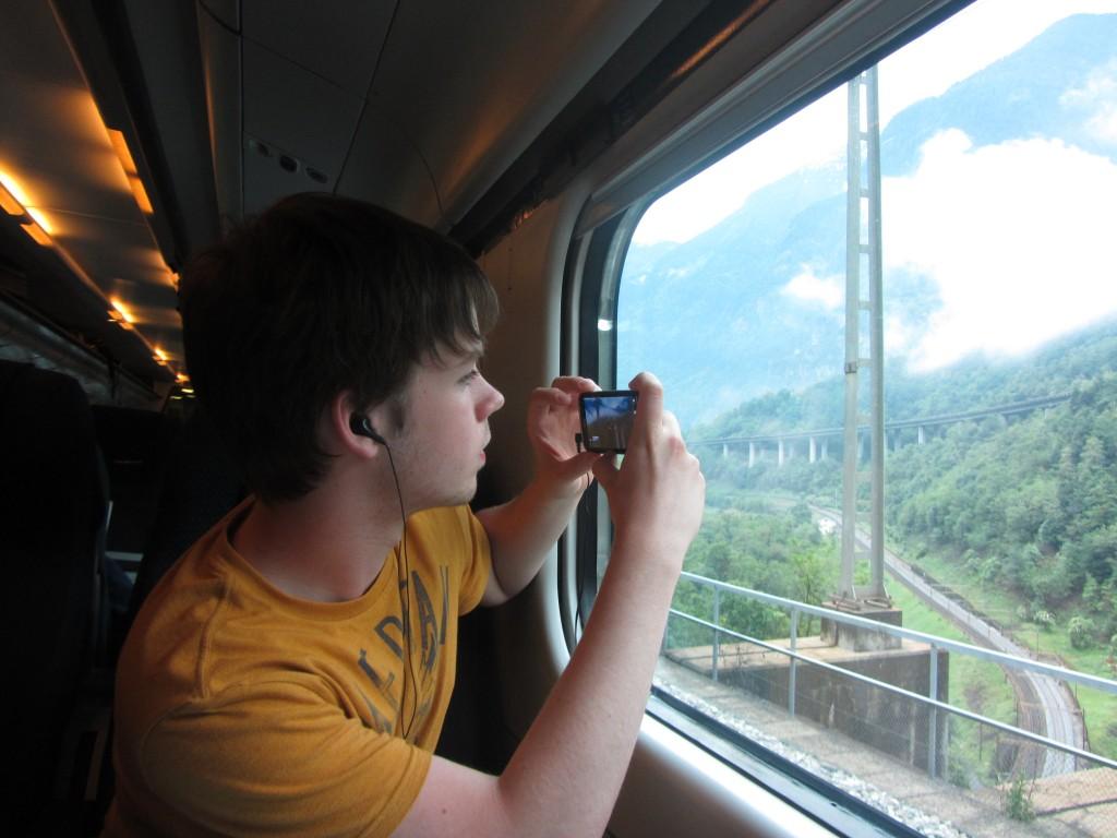 Zurich to Milano Train June 2013 (22)