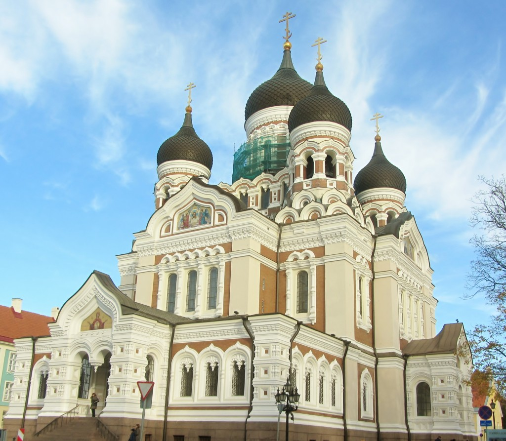 3 day guide to Tallinn Estonia