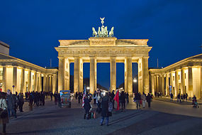 Berlin_Brandenburger_Tor_Abend