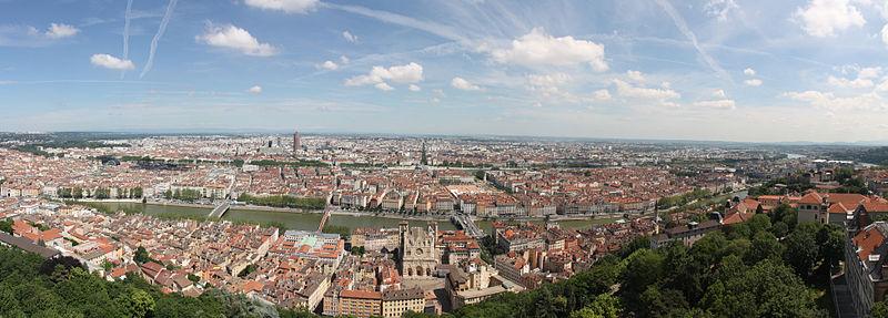 Lyon panaramic