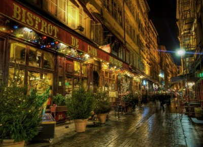 Lyon - best place to eat and drink