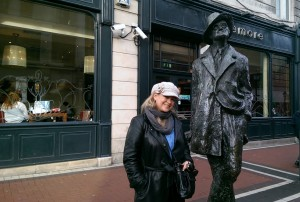 Me and James Joyce