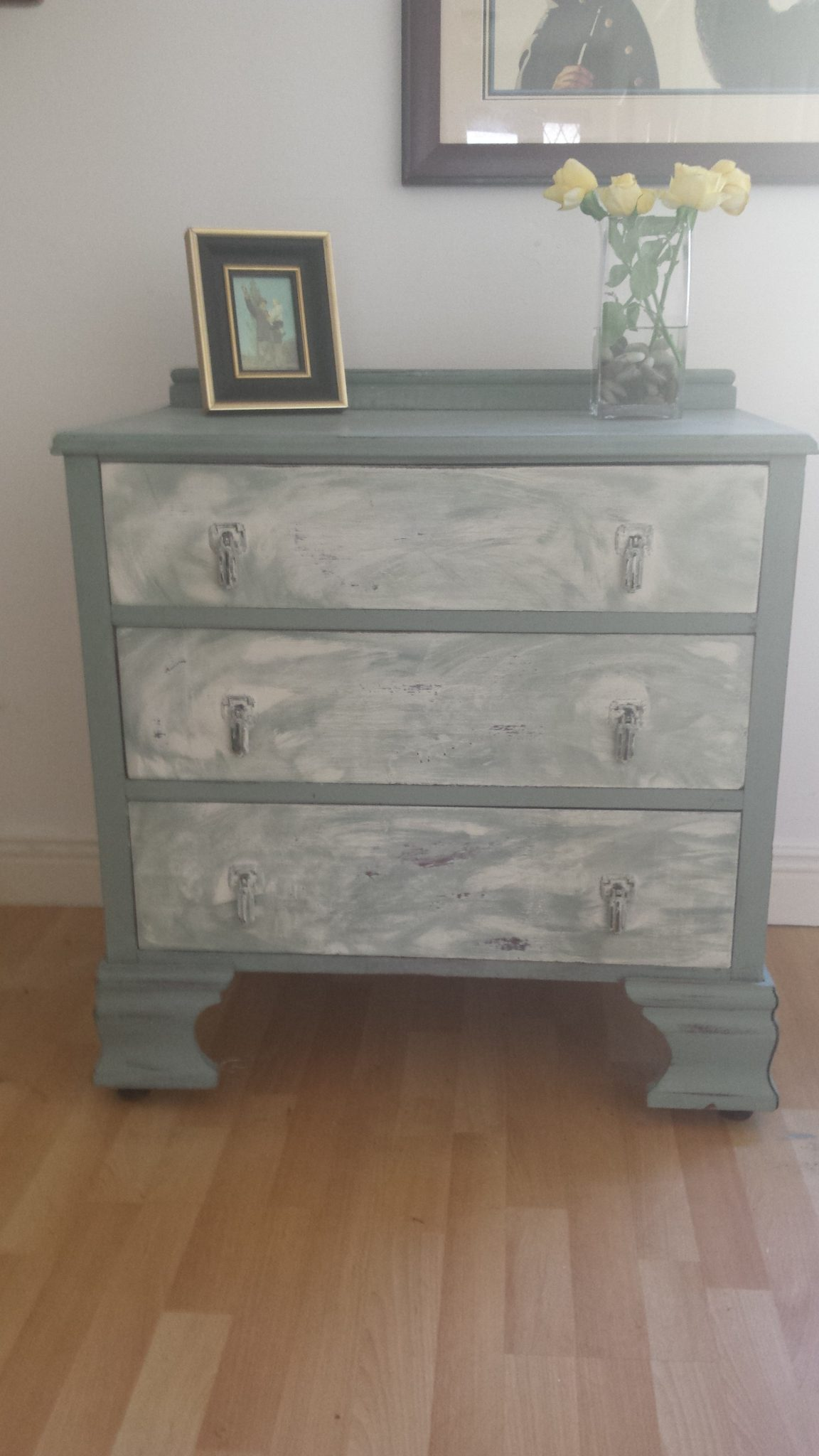 Chalk Paint Up cycling furniture Irish Nomad
