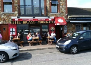 Howth the brass monkey 2