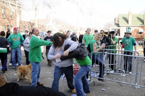 5 Reasons to leave Ireland St. Patrick's day.