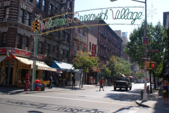 New york city 11 free things irish nomad for Things to do in the village nyc